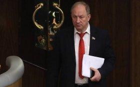 Валерий Рашкин попросил генпрокурора проверить данные об угрозах журналисту Голунову