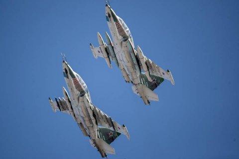 Российская военная авиация находится на втором месте в мире