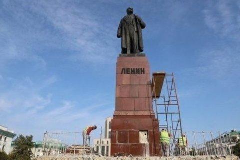 В апреле в Казани откроют обновленный памятник Ленину