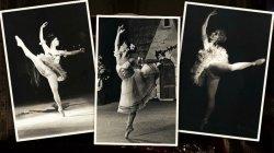 Советская балерина