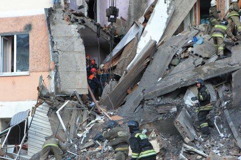 На востоке Москвы обрушилось здание