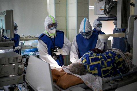 Число зараженных коронавирусом COVID-19 в России превысило 545 тысяч человек