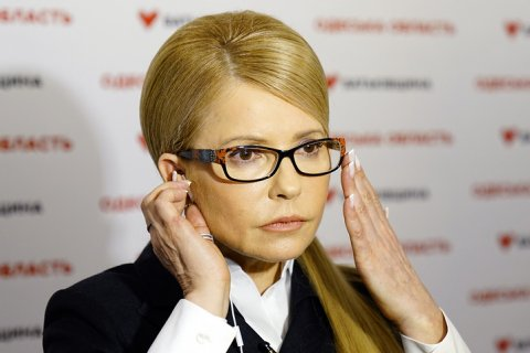 Юлия Тимошенко: Президент Украины Порошенко зарабатывает на войне в Донбассе