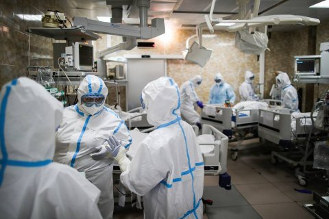 Число случаев заражения коронавирусом COVID-19 в России превысило 500 тысяч