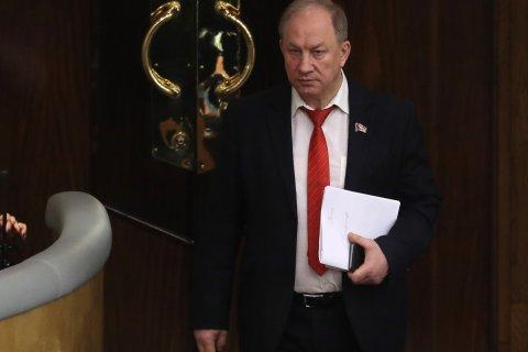 Депутат-коммунист Валерий Рашкин попросил проверить программу Киселева на экстремизм