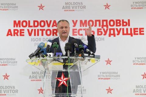 Президентом Молдавии избран пророссийский социалист