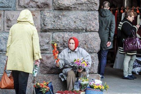 Реальные доходы россиян снова упали. Шестой год подряд