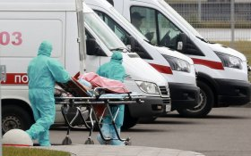 Коронавирус снова бьет рекорды в России: более 37 тысяч зараженных и 1064 умерших за сутки