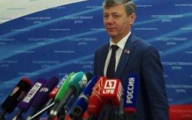 Дмитрий Новиков: Коммунисты продолжат борьбу за реализацию своих программных установок