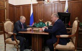 Владимир Путин согласился с предложением Геннадия Зюганова о необходимости «ремонта» избирательной системы