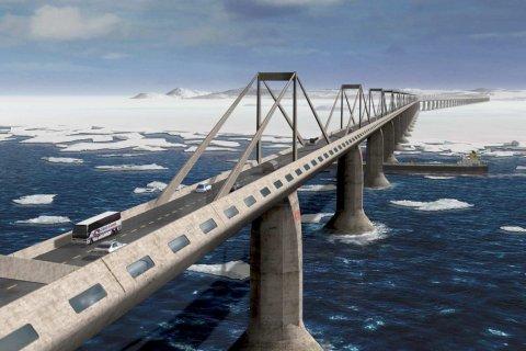 Спецпредставитель президента назвал мост с материка на Сахалин «не нужным». Еще в прошлом месяце Путин называл этот мост «нужным»