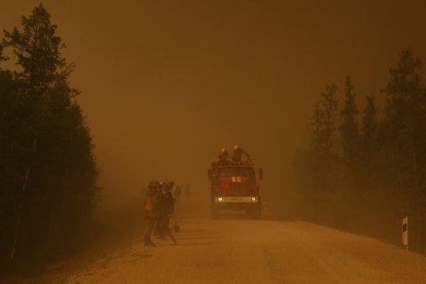 Вице-премьер Трутнев заявил, что СМИ драматизируют ситуацию вокруг пожаров в Якутии