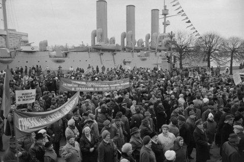 Власти Петербурга не согласовали традиционный митинг КПРФ у «Авроры»