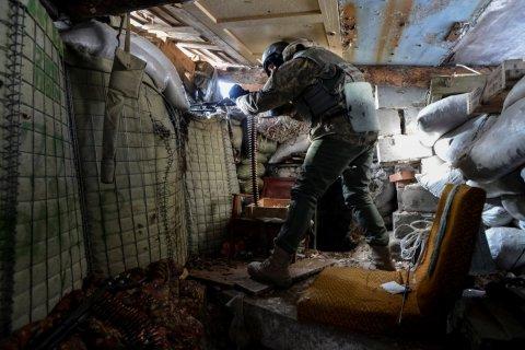 В Донбассе резко выросло количество обстрелов