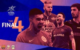 «Финал четырех» Лиги чемпионов УЕФА по мини-футболу с участием МФК КПРФ перенесен