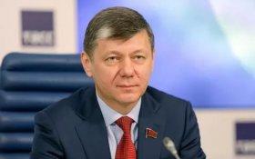 Дмитрий Новиков назвал разрушивших памятник Ленину в Евпатории «друзьями Гитлера»