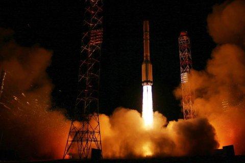 Страховщики отказались страховать запуск ракеты «Протон» со спутниками