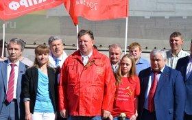 Владимир Кашин: «Отправляя гуманитарные конвои на Донбасс, мы не забываем и о наших ветеранах!»