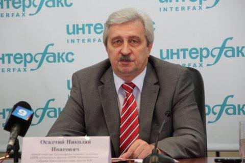 Николай Осадчий: Железный занавес между властью и народом – самая большая беда России