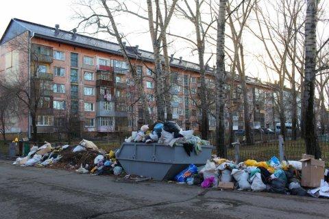 Глава Минприроды назвал 16 регионов, где возможен мусорный коллапс