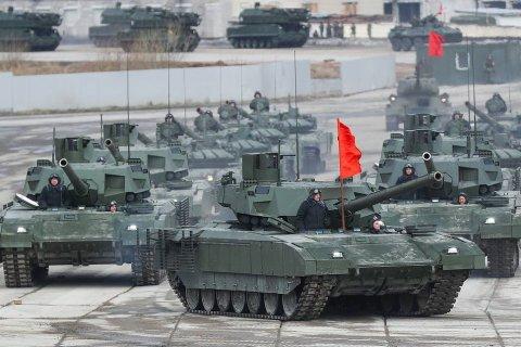 Российская армия получит в 2019 году более 400 единиц бронетехники. Танков «Армата» среди них не будет