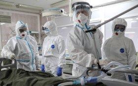 В России выявили 9 328 случаев заражения коронавирусом за сутки