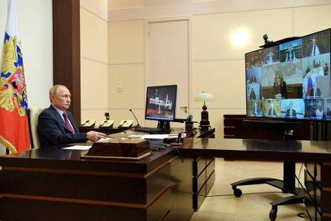 Путин дал указание запретить брать коммерческие кредиты дотационными регионами