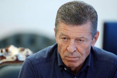 Дмитрий Козак: Вопрос о вхождении Донбасса в состав РФ на государственном уровне не обсуждался