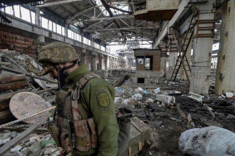 На Донбасском фронте без перемен