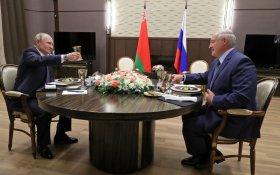 В Сочи провалились переговоры Лукашенко и Путина об интеграции