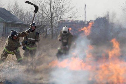 Министр МЧС признал, что пожарная охрана находится в катастрофическом положении