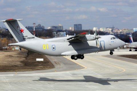 Опытный образец военно-транспортного самолета Ил-112В загорелся в воздухе и разбился в Подмосковье