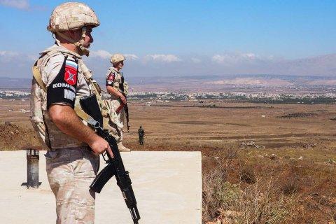 Россия перебрасывает в Сирию два дополнительных батальона