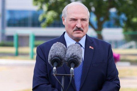 Александр Лукашенко заявил, что протестующими управляли из Польши, Великобритании и Чехии