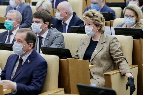 «Фиговый листок для прикрытия срамоты». Госдума голосами единороссов приняла закон об электронном голосовании