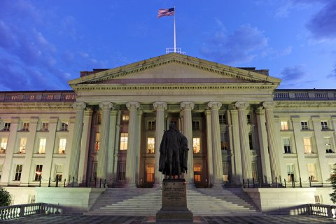 Россия увеличила вложения в госдолг США почти до 106 миллиардов долларов