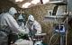 В России выявили почти 22 тысячи случаев заражения коронавирусом за сутки