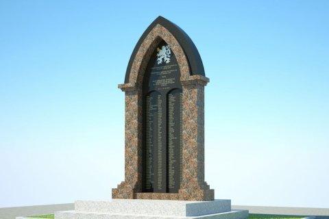 В Самаре в парке имени Щорса установят памятник белочехам