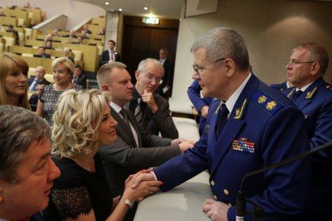 Генерального прокурора Чайку переназначили еще на пять лет