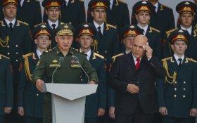Шойгу: Минобороны на форуме «Армия-2020» подпишет контракты на 1,16 трлн рублей