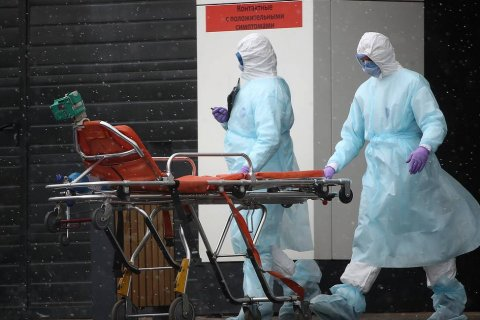 Общее число заразившихся коронавирусом в России достигло 6 343 человека