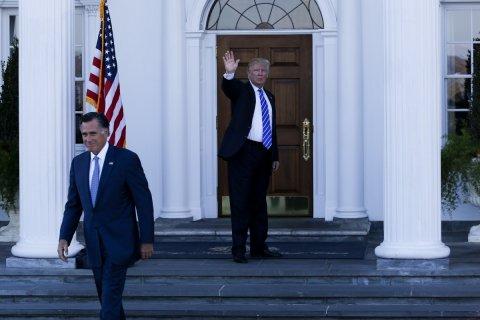 Трамп рассказал о планах на первые сто дней своего президентства