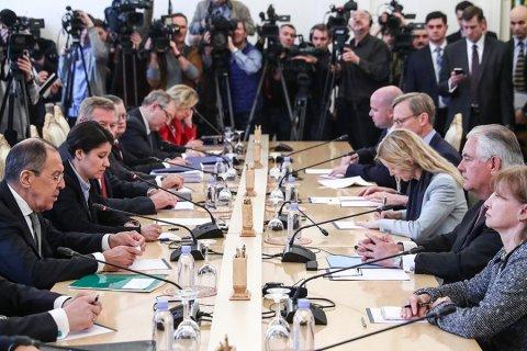 Переговоры Лаврова и Путина с Тиллерсоном. Итоги
