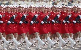«Никакая сила не может поколебать статус нашей великой родины». В Пекине в честь 70-летия Китая прошел масштабный военный парад