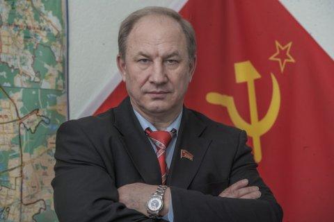 Валерий Рашкин: Нужна тесная смычка партии с профсоюзами