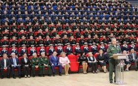 Шойгу и Кудрин поспорили о расходах на оборону. Шойгу: Говорить о сокращении военных расходов не модно