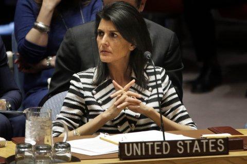 Постпред США при ООН призвала не доверять России