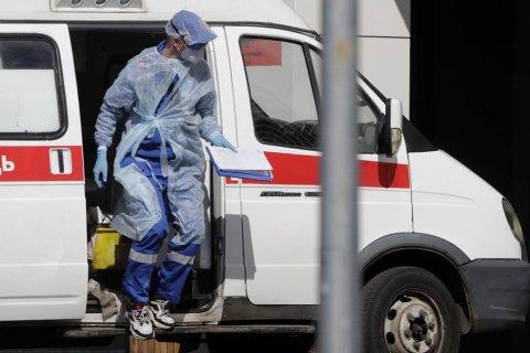 Число заразившихся коронавирусом в России выросло до 18328 человек