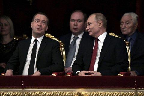 Опрос: Более половины россиян выступают за отставку правительства