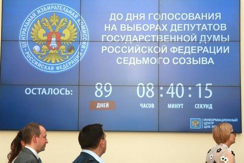 Больше половины россиян не смогли назвать дату выборов в Госдуму